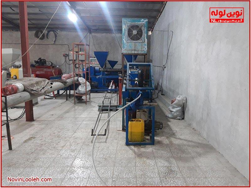 کارگاه تولیدکننده لوله برق pvc