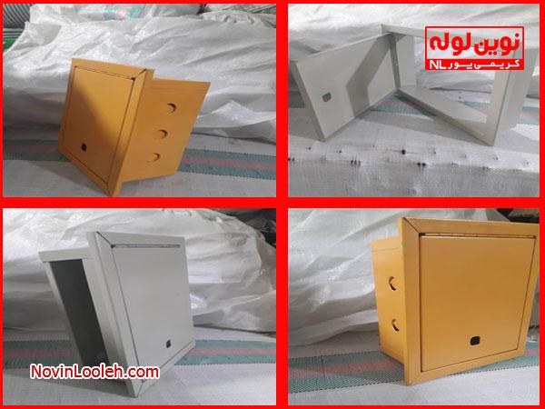 تولید جعبه تقسیم فلزی
