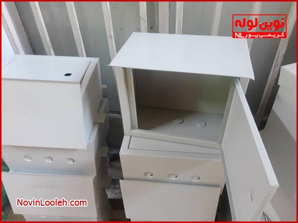 فروش جعبه تقسیم فلزی روکار